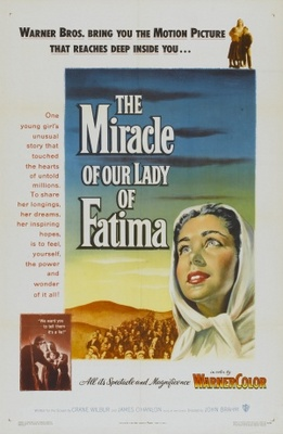 The Miracle of Our Lady of Fatima movie poster (1952) poster MOV_5590f5cc