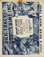 Dick Tracy vs. Crime Inc. movie poster (1941) picture MOV_6cb9a352
