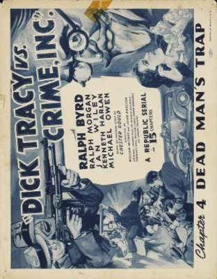 Dick Tracy vs. Crime Inc. movie poster (1941) poster MOV_55926685