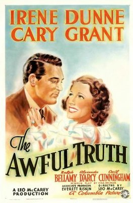 The Awful Truth movie poster (1937) poster MOV_55980c56