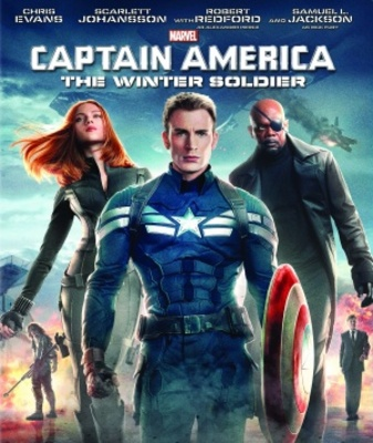 Captain America: The Winter Soldier movie poster (2014) poster MOV_559ebe4a