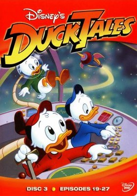 DuckTales movie poster (1987) poster MOV_55a60827