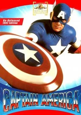 Captain America movie poster (1991) poster MOV_55a8cdb3