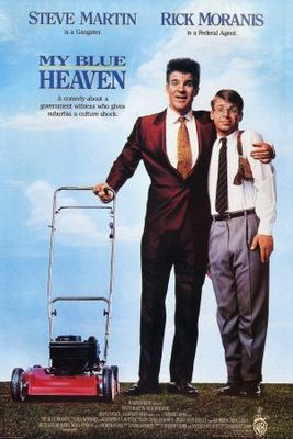 My Blue Heaven movie poster (1990) poster MOV_55acf8b4