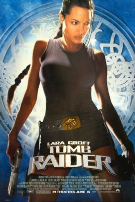 Lara Croft: Tomb Raider movie poster (2001) poster MOV_55aef898