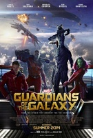 Guardians of the Galaxy movie poster (2014) picture MOV_55b0d024