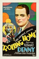 Rolling Home movie poster (1926) picture MOV_55b8592e