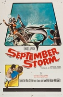 September Storm movie poster (1960) picture MOV_ee75f068
