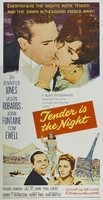 Tender Is the Night movie poster (1962) picture MOV_55cb43d5