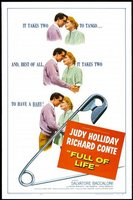 Full of Life movie poster (1956) picture MOV_55cb8fab