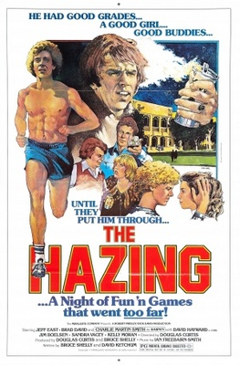 The Hazing movie poster (1977) poster MOV_55cef978