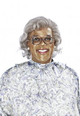 Madea's Big Happy Family movie poster (2011) poster MOV_55d05a2c
