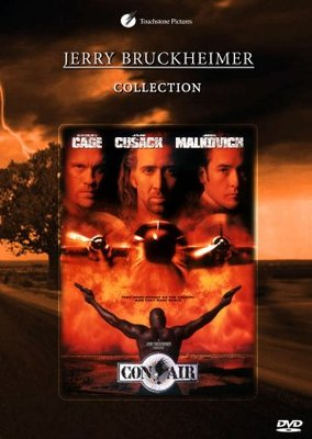 Con Air movie poster (1997) poster MOV_55d0e758