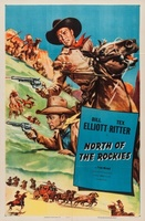 North of the Rockies movie poster (1942) picture MOV_55d11907