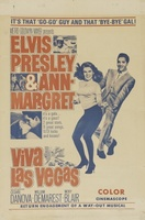 Viva Las Vegas movie poster (1964) picture MOV_55d17240