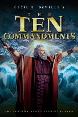 The Ten Commandments movie poster (1956) poster MOV_55d2fde1