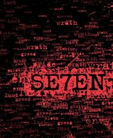 Se7en movie poster (1995) picture MOV_2ae81390