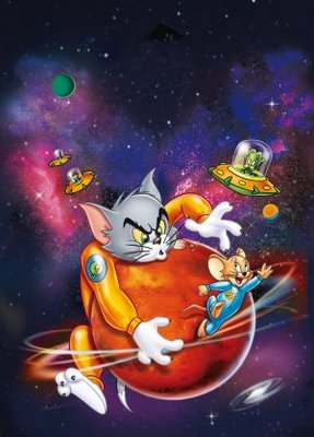 Tom and Jerry Blast Off to Mars! movie poster (2005) poster MOV_55d92bb3