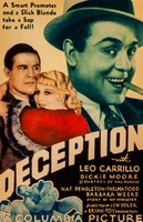 Deception movie poster (1932) picture MOV_55de09f0