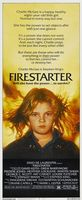 Firestarter movie poster (1984) picture MOV_55e1730a