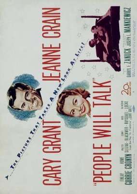 People Will Talk movie poster (1951) poster MOV_55e6e6bf