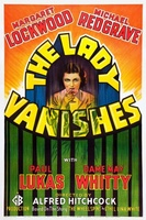 The Lady Vanishes movie poster (1938) picture MOV_59728ede