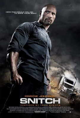 Snitch movie poster (2013) poster MOV_55f42a33