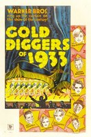 Gold Diggers of 1933 movie poster (1933) picture MOV_8ed7455c