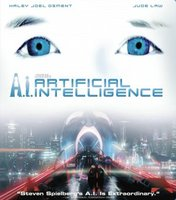 Artificial Intelligence: AI movie poster (2001) picture MOV_56037a67