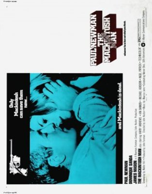 The MacKintosh Man movie poster (1973) poster MOV_560a3d8c