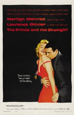 The Prince and the Showgirl movie poster (1957) poster MOV_560ac6af