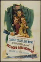 Without Reservations movie poster (1946) picture MOV_560b7735