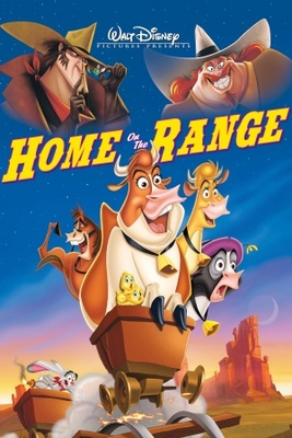 Home On The Range movie poster (2004) poster MOV_56100552