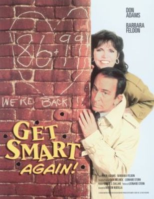 Get Smart, Again! movie poster (1989) poster MOV_5610ac6b