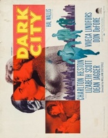 Dark City movie poster (1950) picture MOV_56150838