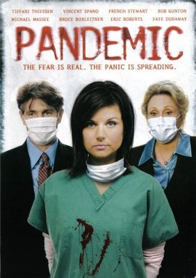 Pandemic movie poster (2007) poster MOV_5617d0c3