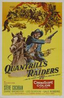 Quantrill's Raiders movie poster (1958) picture MOV_56196668