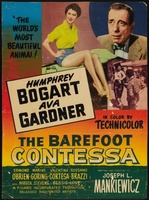 The Barefoot Contessa movie poster (1954) picture MOV_561b25d8