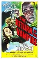 The Return of the Vampire movie poster (1944) picture MOV_561c7c3c