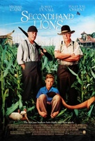 Secondhand Lions movie poster (2003) picture MOV_5622818c