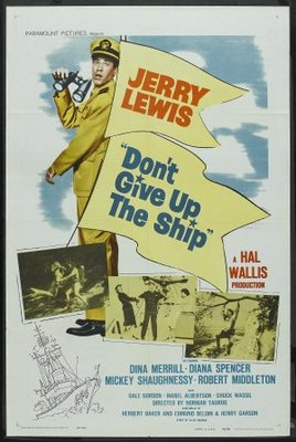 Don't Give Up the Ship movie poster (1959) poster MOV_562356bc