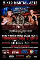 Bellator Fighting Championships movie poster (2009) picture MOV_5628ff83