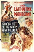 The Last of the Mohicans movie poster (1936) picture MOV_562c7d0b
