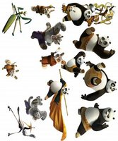 Kung Fu Panda movie poster (2008) picture MOV_a87e7593