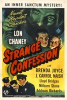 Strange Confession movie poster (1945) picture MOV_563ae59a