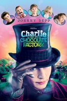 Charlie and the Chocolate Factory movie poster (2005) picture MOV_563dfa8e