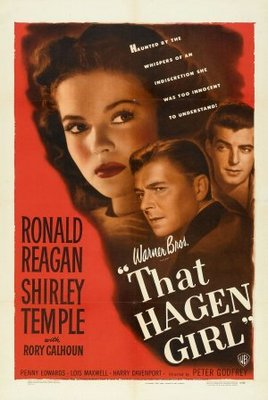 That Hagen Girl movie poster (1947) poster MOV_56406809