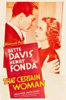 That Certain Woman movie poster (1937) picture MOV_75dea283