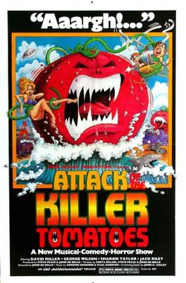 Attack of the Killer Tomatoes! movie poster (1978) poster MOV_564c2ef1
