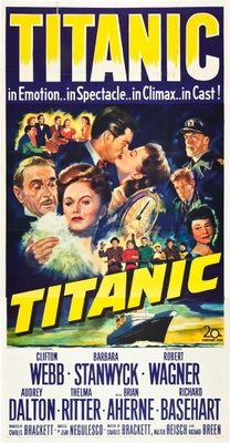 Titanic movie poster (1953) poster MOV_564ff1ed